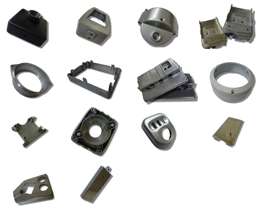 Electronic Die Casting
